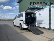 NissanEvalia - E-NV200 - UNIEKE ELEKTRISCHE ROLSTOELBUS - Freedom Auto Aanpassingen Prijs is exclusief BT