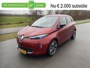Renault Zoe R90 Intens 41 kWh (ex Accu) incl BTW en met subsidie eraf € 9.450,-
