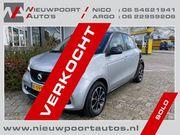 Smart Forfour Full electric drive prime Leer, Navi, Lmv