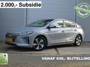HyundaiIONIQ - Comfort EV