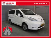 Nissan e-NV200 Evalia - € 154, - p/m* Connect Edition () Quickcharge/Camera/Airco/Navi/Isofix