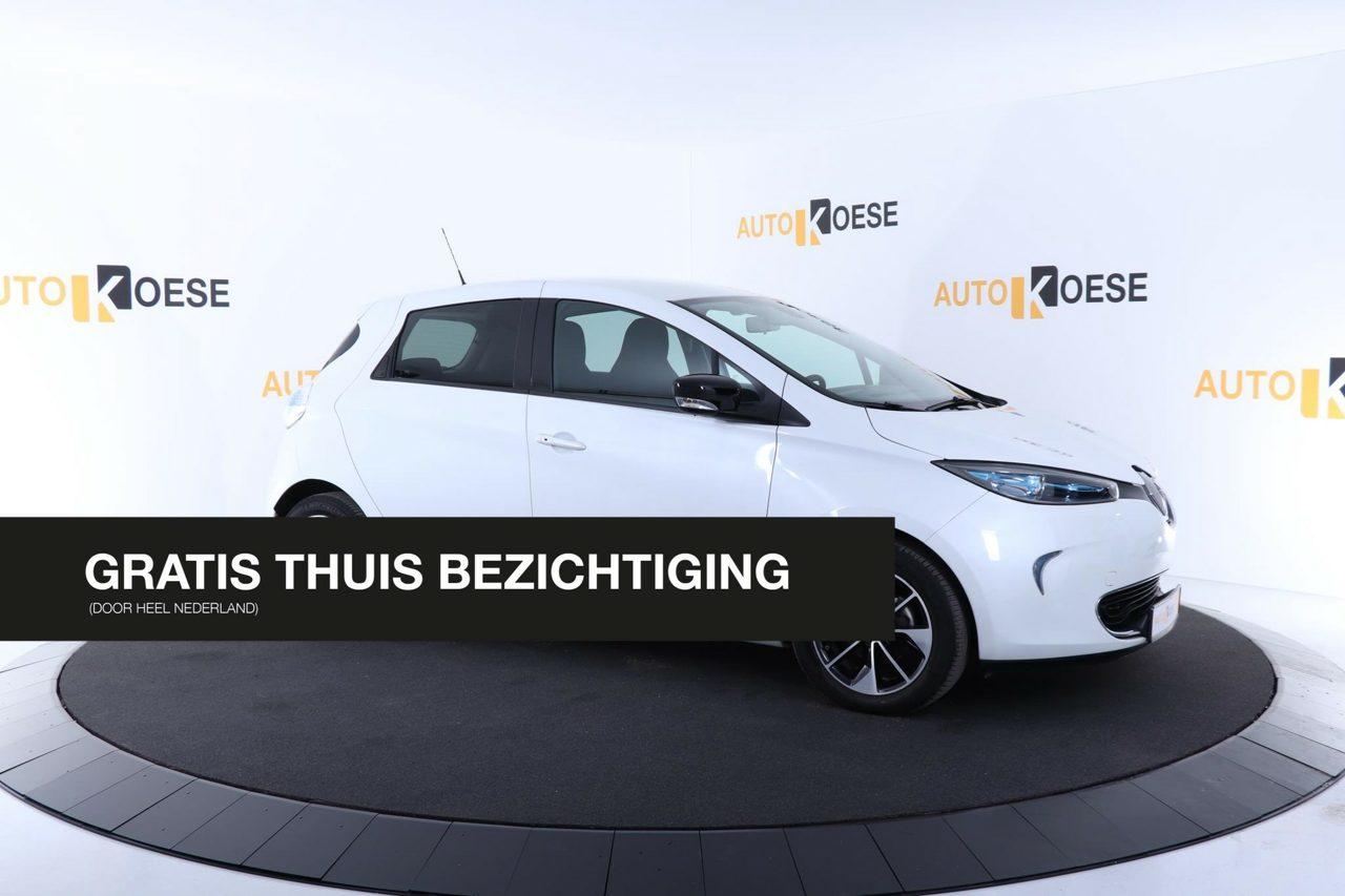 RenaultZoe - R90 Intens 41 kWh GROTE RANGE