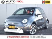 Fiat 500 E 24kwh Excl. €2000,- Subsidie Leder Automaat Lm15'' Cruise Clima Pdc Stuurwielbed Volledig Elektrisch !!