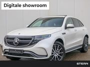Mercedes-BenzEQC - EQC 400 Automaat 4Matic AMG Line   Incl. BTW   Panoramadak   Burmester   Distronic   Camer