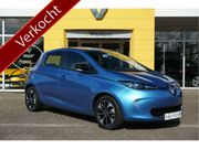 Renault Zoe R90 Intens 41 kWh (huur accu)