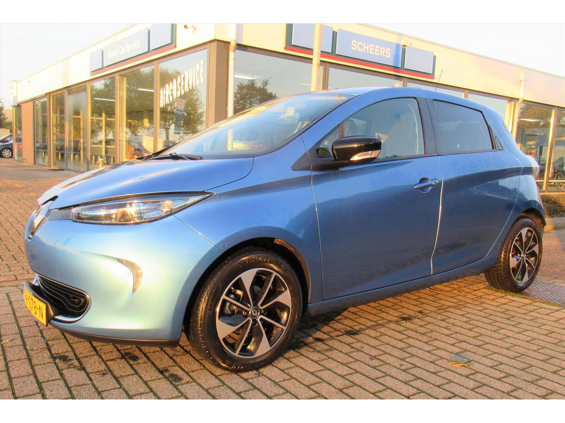 Renault Zoe Electric (Huur Accu) € 2000,- Subsidie