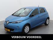 Renault Zoe E Q210 22kw/h ex accu INCL. BTW | Navi | Clima | Cruise |