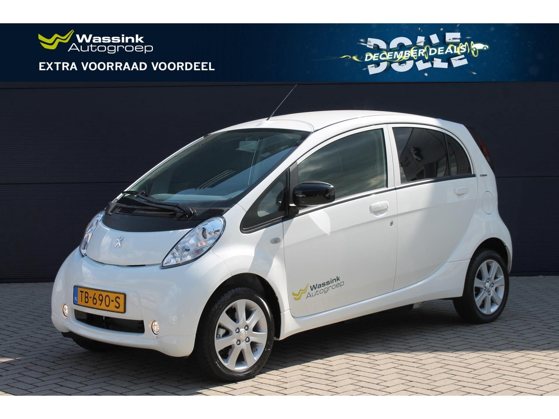 Peugeot iOn VOLLEDIG ELEKTRISCH 4% bijtelling!