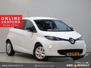 RenaultZoe - Q210 Zen Quickcharge 22 kWh | Incl. BTW | Accu Huur | Tot € 2.000 Subsidie | Navi | Clima