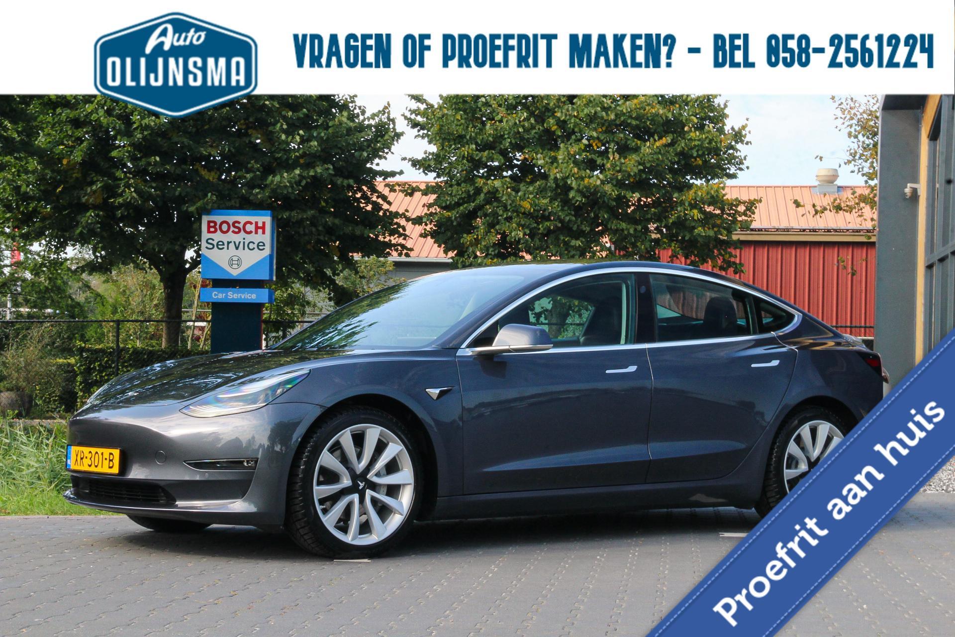 Tesla Model 3 Long Range|€39495exBTW|Camera|Panoramadak