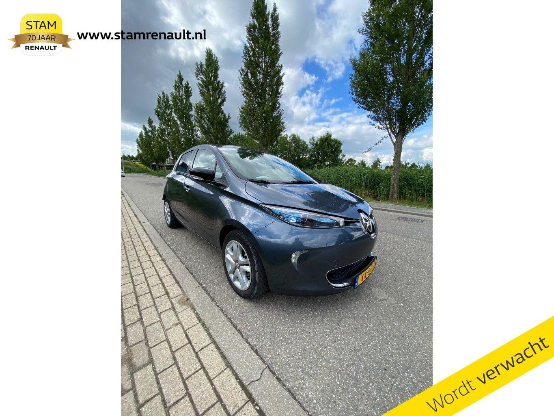 Renault Zoe R90 Life 41 kWh Batterijhuur Camera, R-link, Climate, Cruise