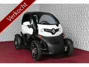 Renault Twizy INTENS 80 (ACCU HUUR 42 pmnd) 2PERS 17PK LMV PANORAMA SWITCHBLADE 2020
