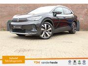 Volkswagen ID.4 1st edition 77 kWh 204PK First, Voorruit+stoelverwarming, achteruitrijcamera, alarm, 20'' lichtmetaal