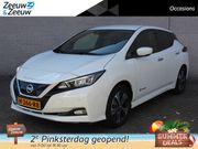 Nissan Leaf 3.Zero Limited Edition 62 kWh 6500,= KORTING | 35000 EUR | AUTOMAAT | 385KM ACTIERADIUS | LUXE UITVOERING | BESCHIKBAAR PER JULI 2020 | CLIMATE | 360 CAMERA | PDC V+A | BT MULTIMEDIA | PDC V+A | LMV | LEDER |