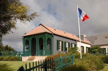 Casa de Napoleón en Santa Elena#}