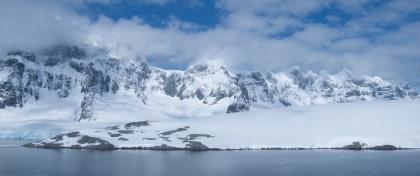 Antarctic Peninsula's magical scenery#}