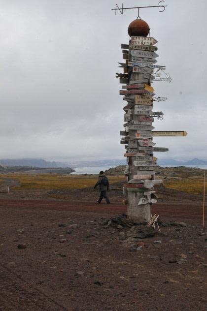 Weather station on Jan Mayen#}