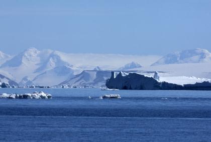 Weddell Sea Landscapes#}