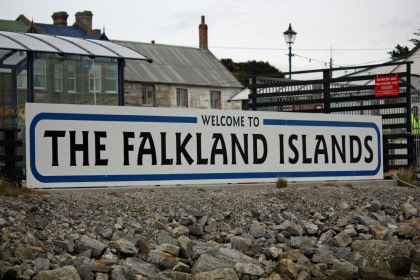 Geschichte der Falklandinseln#}