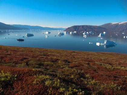 Greenland scenery#}