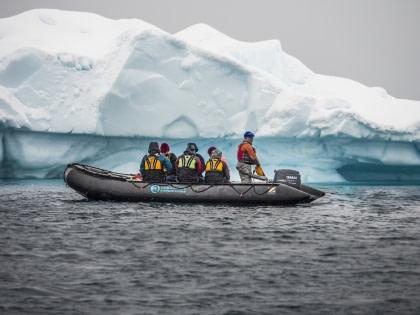 Antártica – Campamento Base