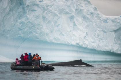 Antártica - Círculo Polar