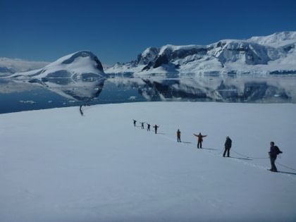Antarctica - Basecamp - free camping, kayaking, snowshoe/hiking, mountaineering, photo workshop