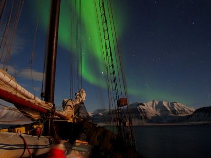 North Norway, Aurora Borealis & Whales