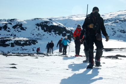 North Spitsbergen - Arctic Spring - Hike & Sail
