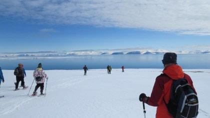 North Spitsbergen, Arctic Spring - Hike & Sail