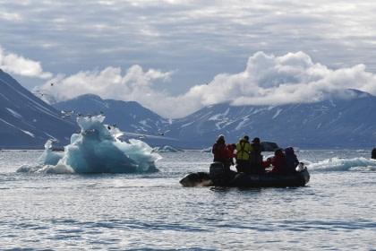 Alrededor de Spitsbergen - En el reino de Polar Bear & Ice - Observación de aves
