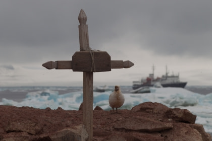 Weddell Sea and its history#}