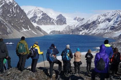 North Spitsbergen - Basecamp - Summer Solstice, Free kayaking, hiking, photo workshop