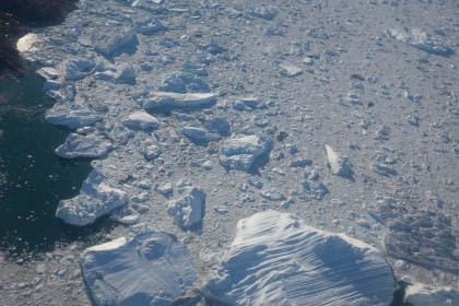 Jakobshavn Glacier#}
