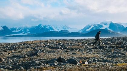 Norte de Spitsbergen - Extremo norte