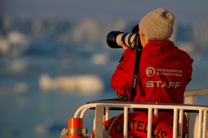 Around Spitsbergen - Kvitoya, In the realm of Polar Bear & Ice - Birding