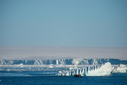 Around Spitsbergen - Kvitoya, In the realm of Polar Bear & Ice