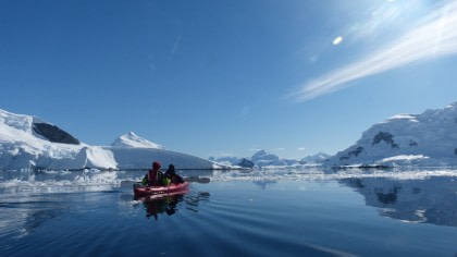 Antarctica – 'Discovery and learning' reis