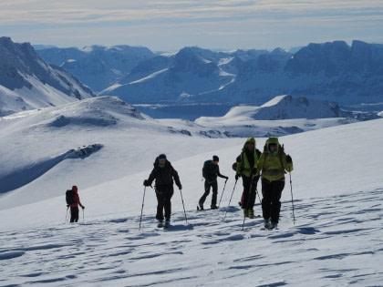 Alpine Peaks of North Norway, Ski & Sail