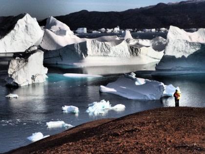 Scoresby Sund - Iceland, Aurora Borealis, Fly & Sail