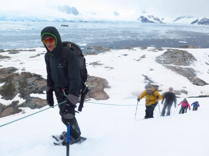 Antarctica - Basecamp