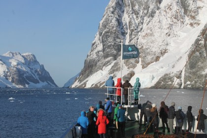 Antarctica - Discovery and learning voyage