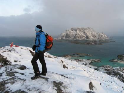 North Norway, Aurora Borealis - Hike & Sail