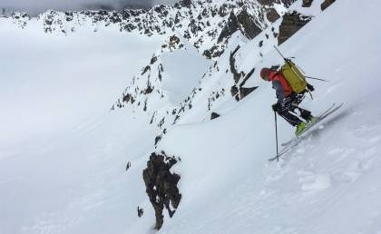 Trek into the Timeless: Interview with Polar Ski Guide Phil Wickens