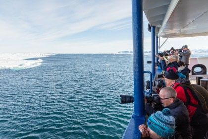 Arctic Ocean Expedition, Helgoland - Fair Isle - Jan Mayen - Ice Edge - Spitsbergen