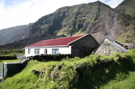 Houses of Tristan da Cunha