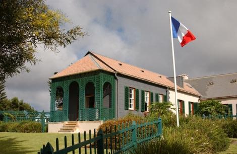 Napoleons House on St. Helena