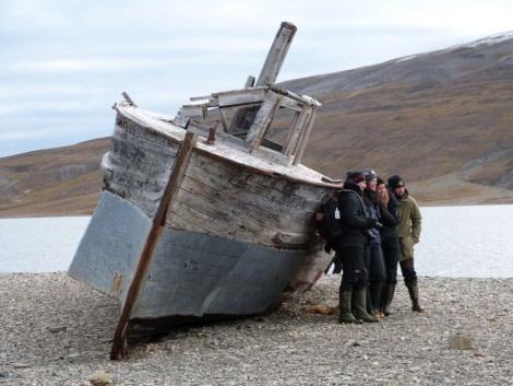 Alkhornet boat