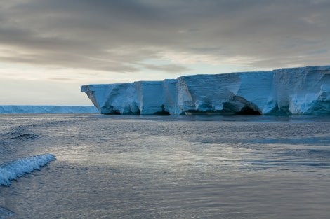 The Ross Ice shelf, Ross Sea