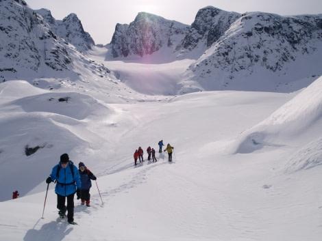 west greenland_ski & sail_snowshoeing
